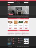Адаптивный интернет-магазин мебели
